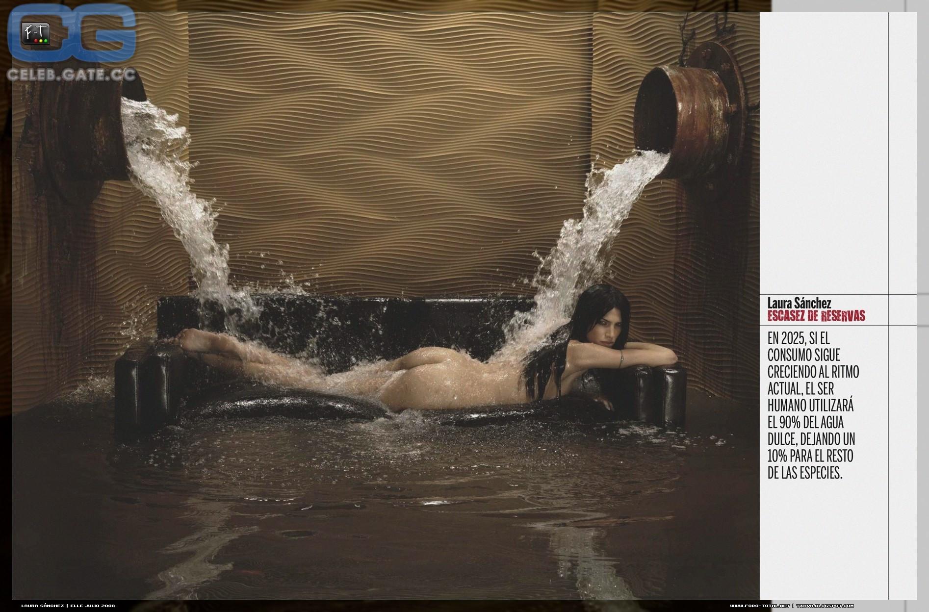 Tits Laura Sanchez Nude Images