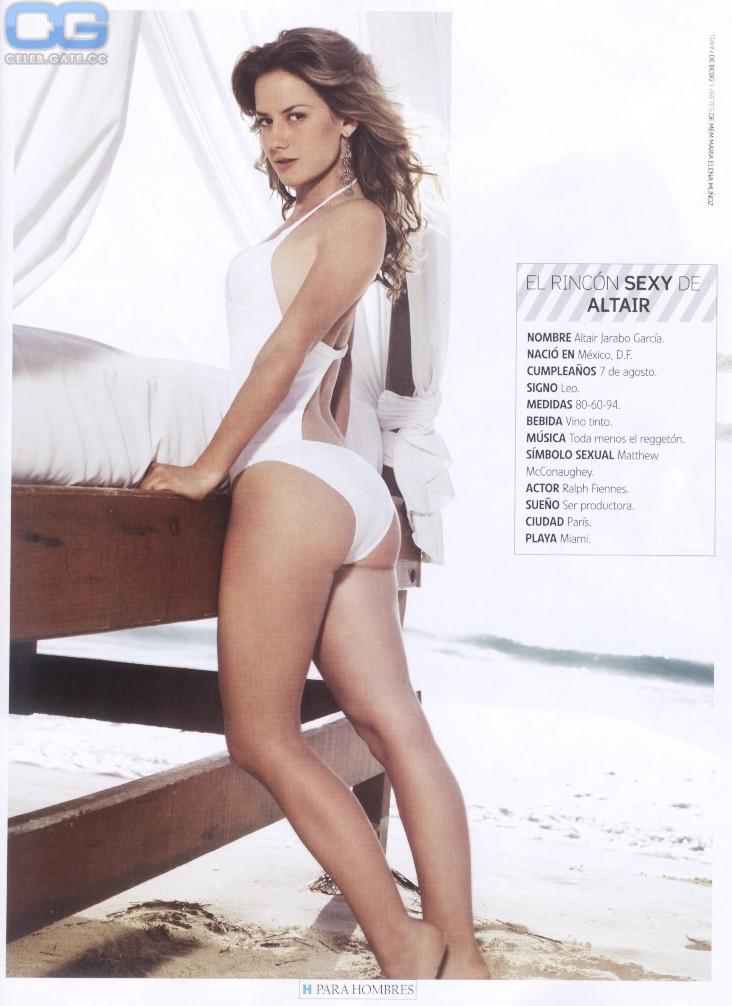 nackt Jarabo Altair Nude celebs,