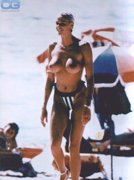 Brigitte nackt Nielsen Brigitte Nielsen