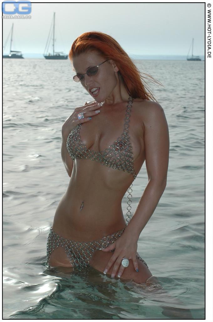 Lydia Pirelli  nackt