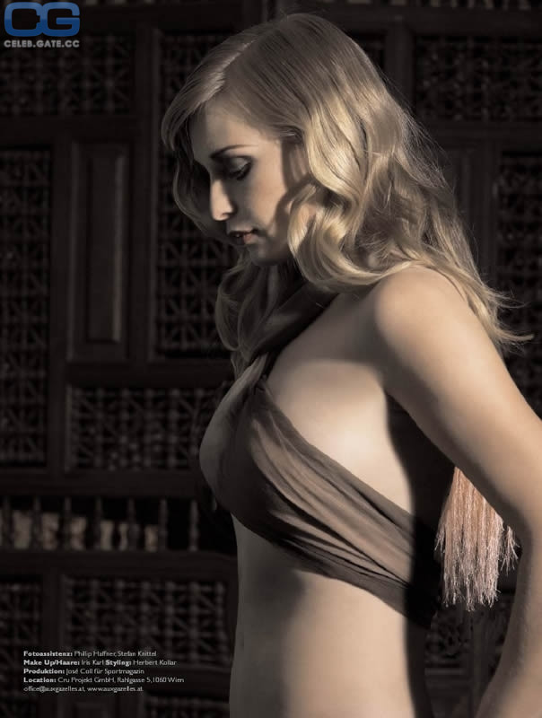 Nude barbara schett 45 Beautiful