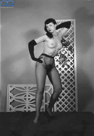 nackt Page Betty Bettie page