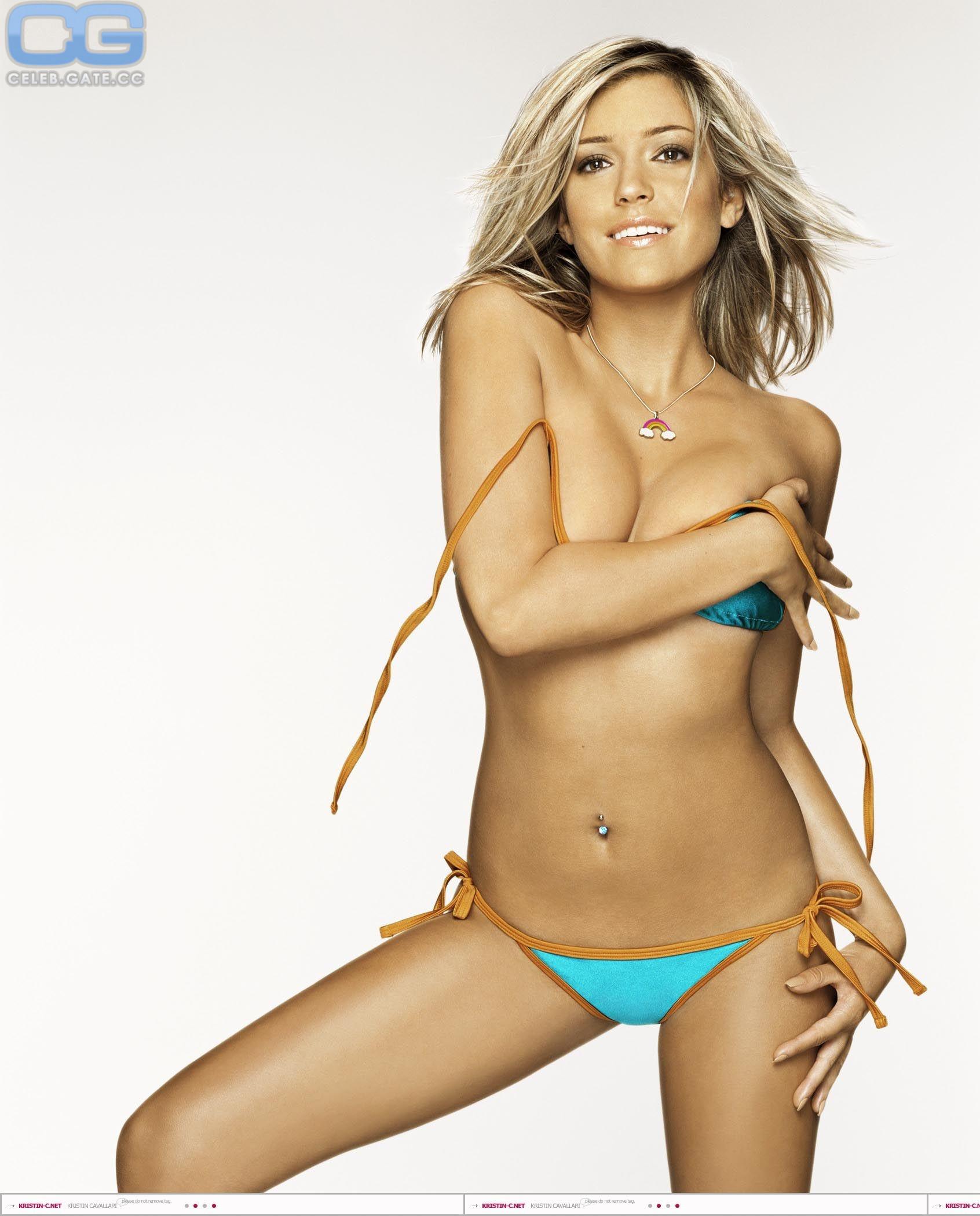 Kristin Cavallari  nackt