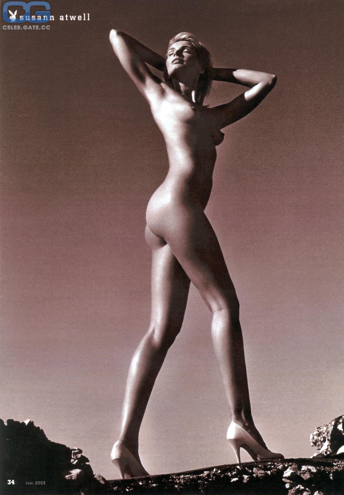 Atwell nude susann Susann Atwell
