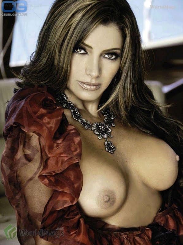 Pilar Montenegro  nackt