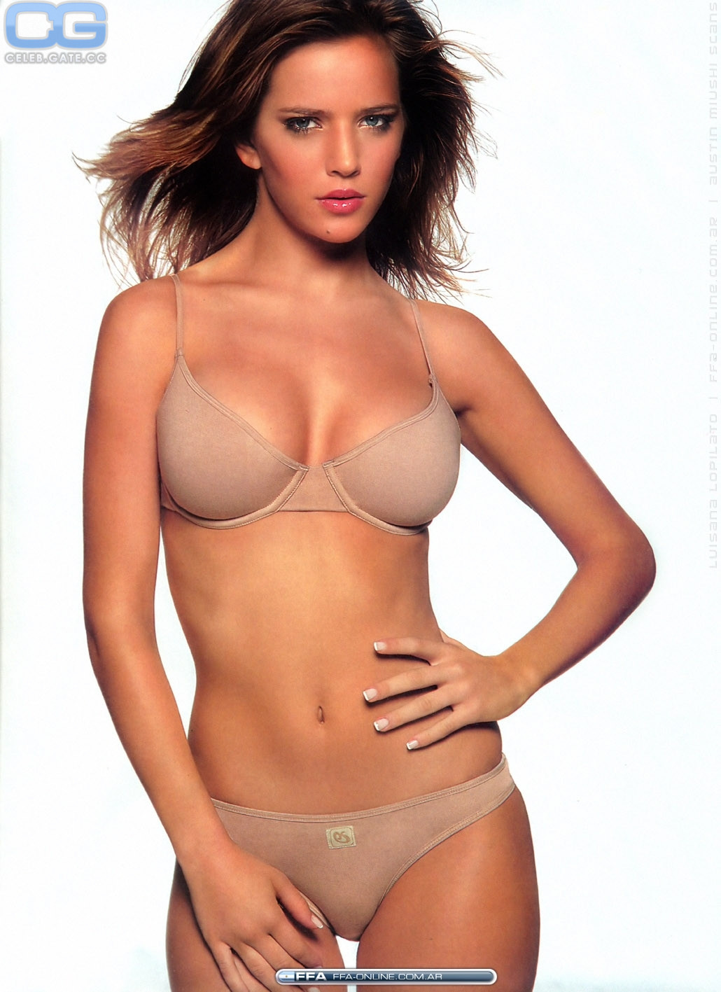 Lopilato nackt Luisana  Michael Bublé's