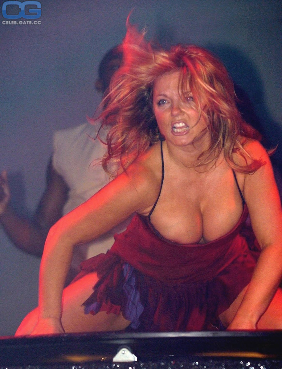 Playboy geri halliwell Famous women