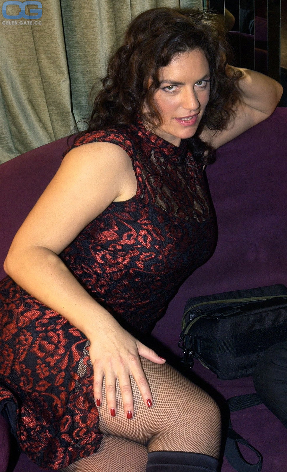 Christine nackt neubauer Nackt Fotos