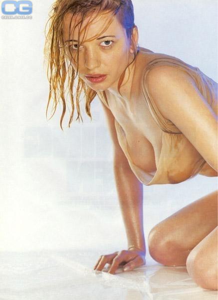 Sara Cox  nackt