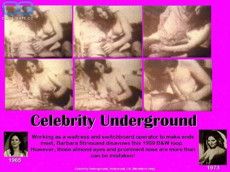 Streisand naked barbra 40 Beautiful