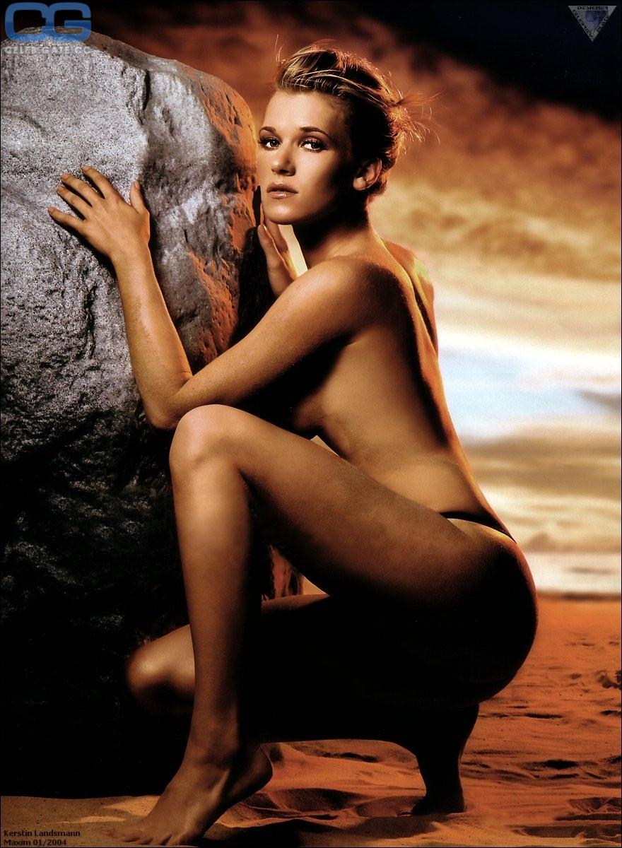 Nude kerstin landsmann Kerstin Landsmann