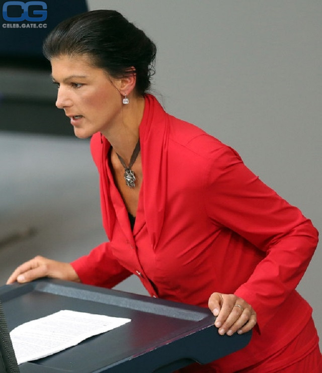 Nude sahra wagenknecht Searching for
