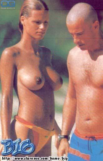 Nackt michel bilder hunziker Michelle Hunziker