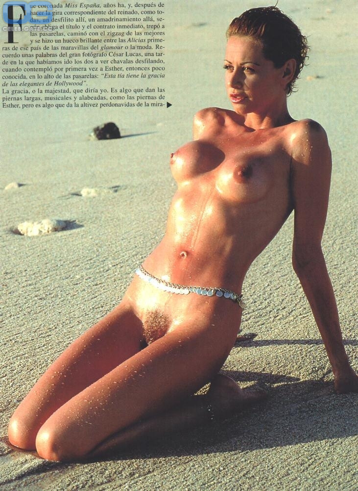nackt Williams Esther Jane Fonda