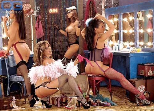 nackt Dolls Pussycat X Factor: