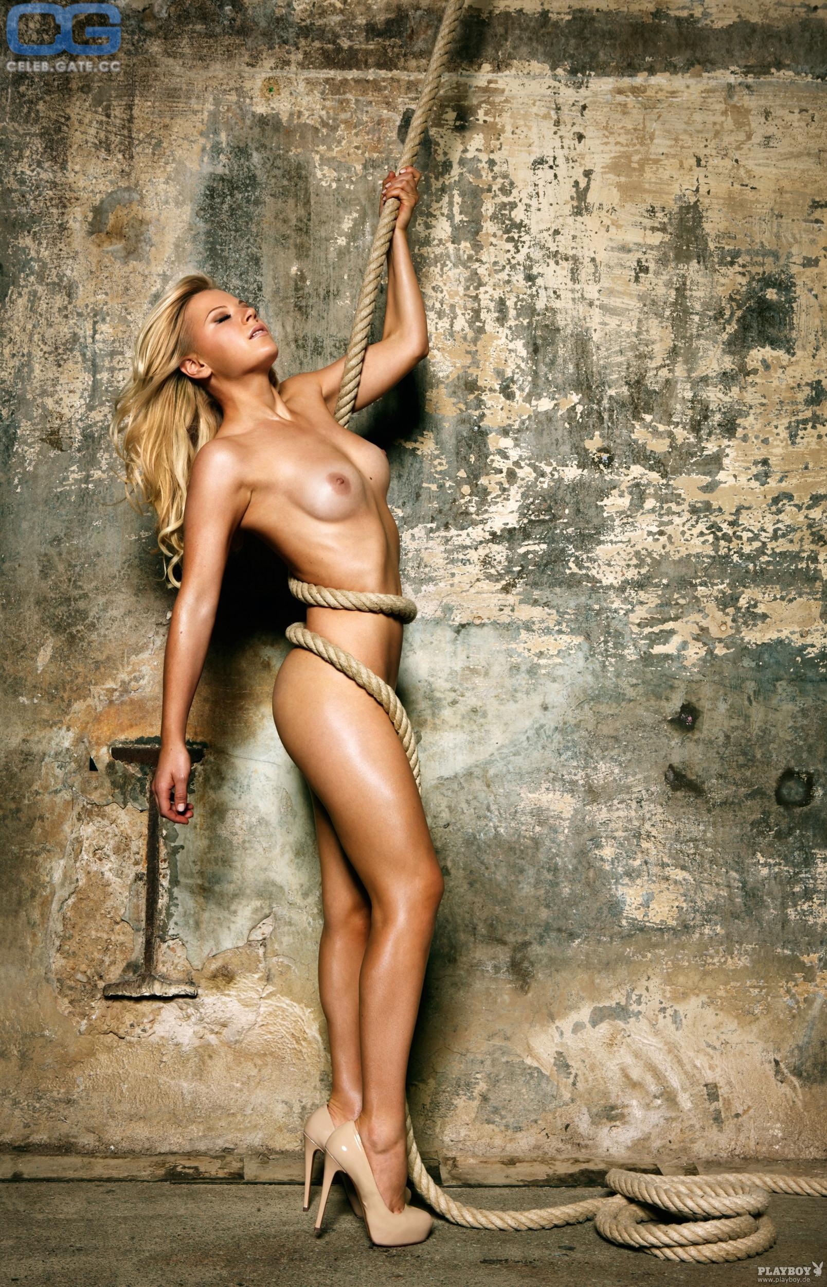 Playboy nackt miriam gössner PLAYBOY MIRIAM