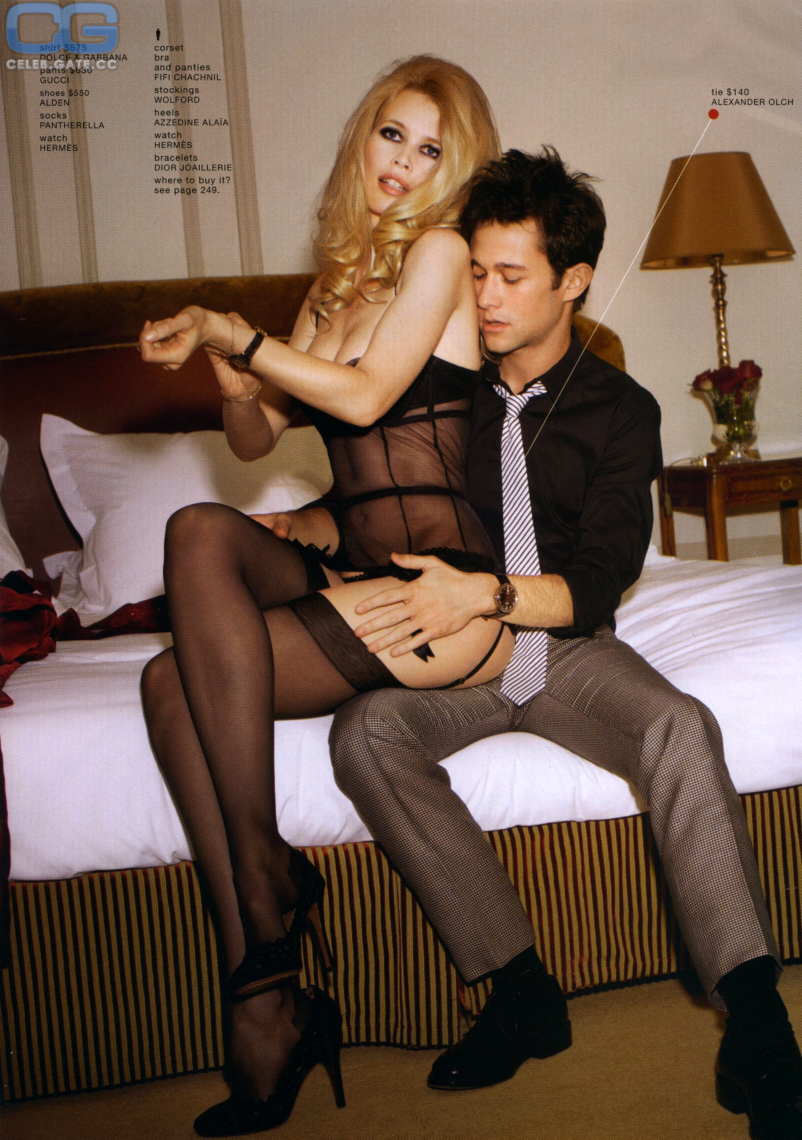 Playboy claudia schiffer 1989