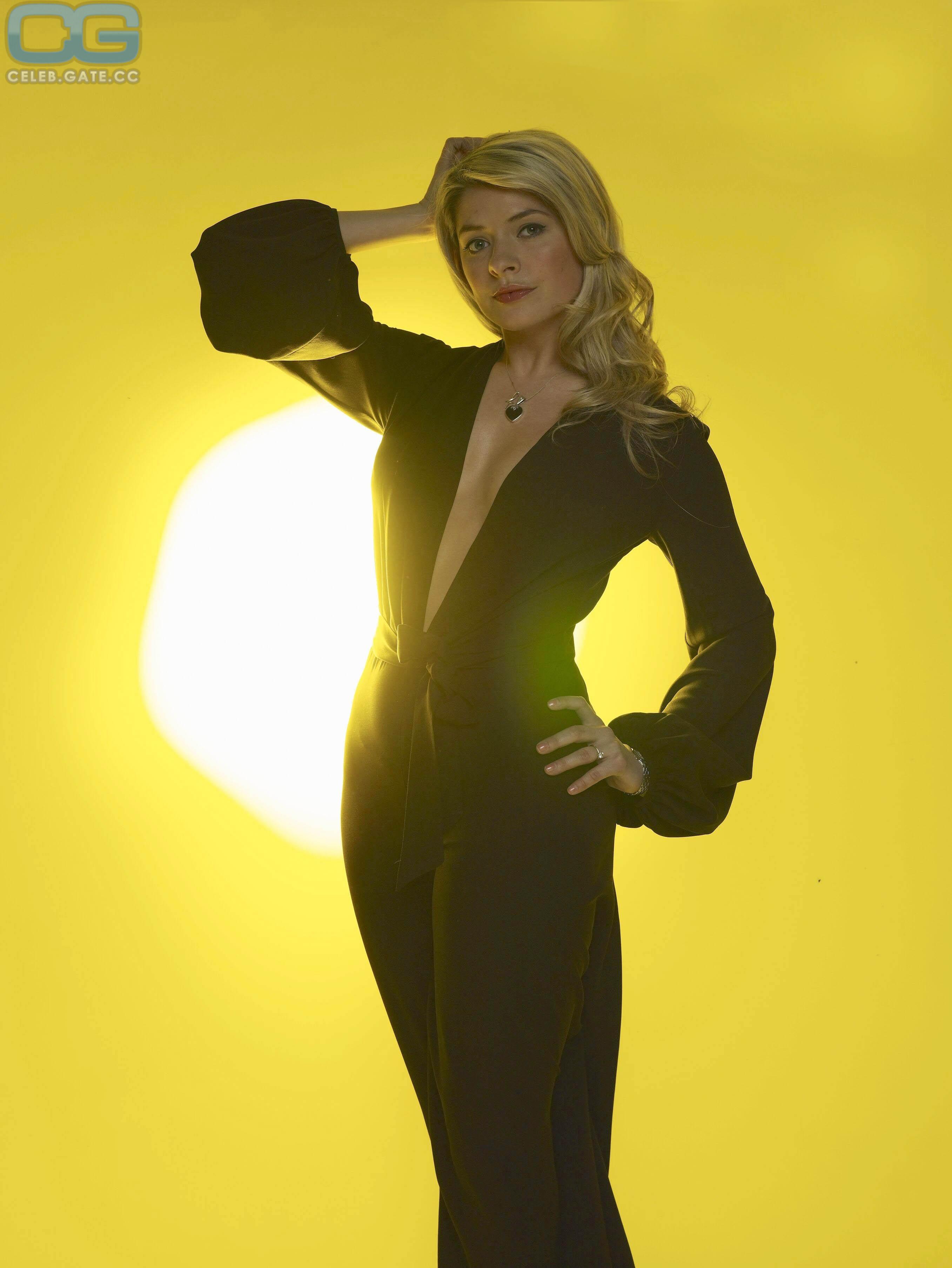 Nackt Holly Willoughby  Holly Willoughby's