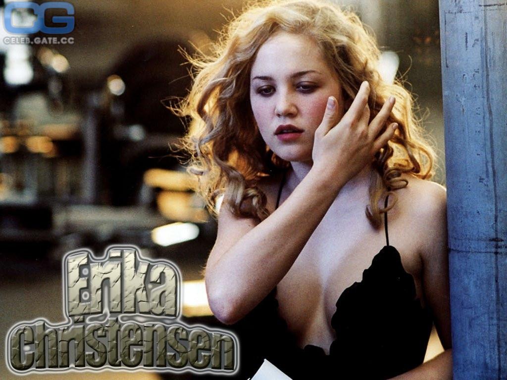 Erika nackt Christensen Erika Christensen