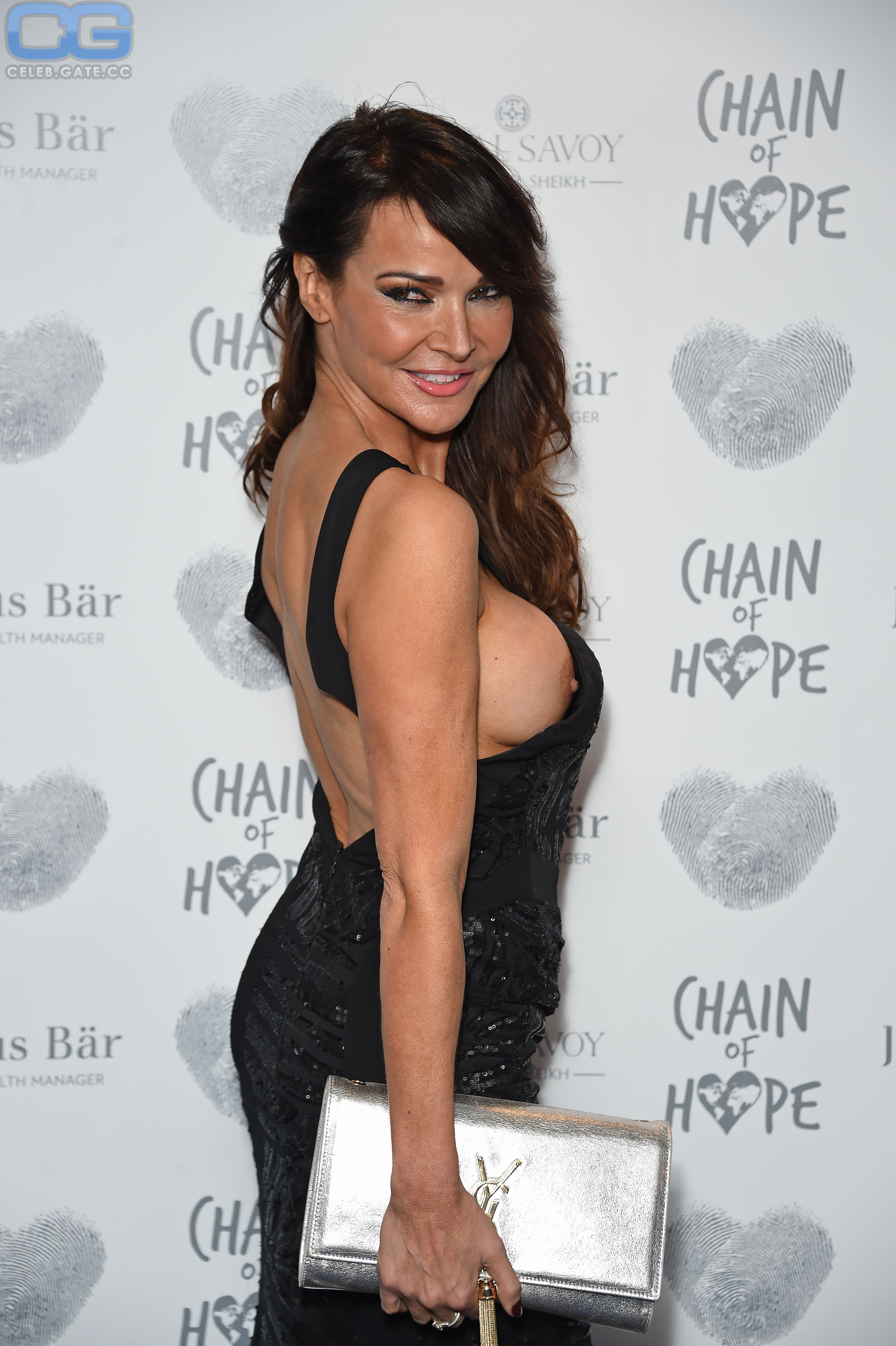Nackt Lizzie Cundy  Lake Bell