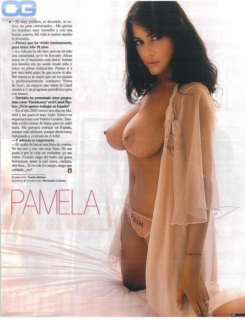 Pamela nackt Camassa Because Pamela