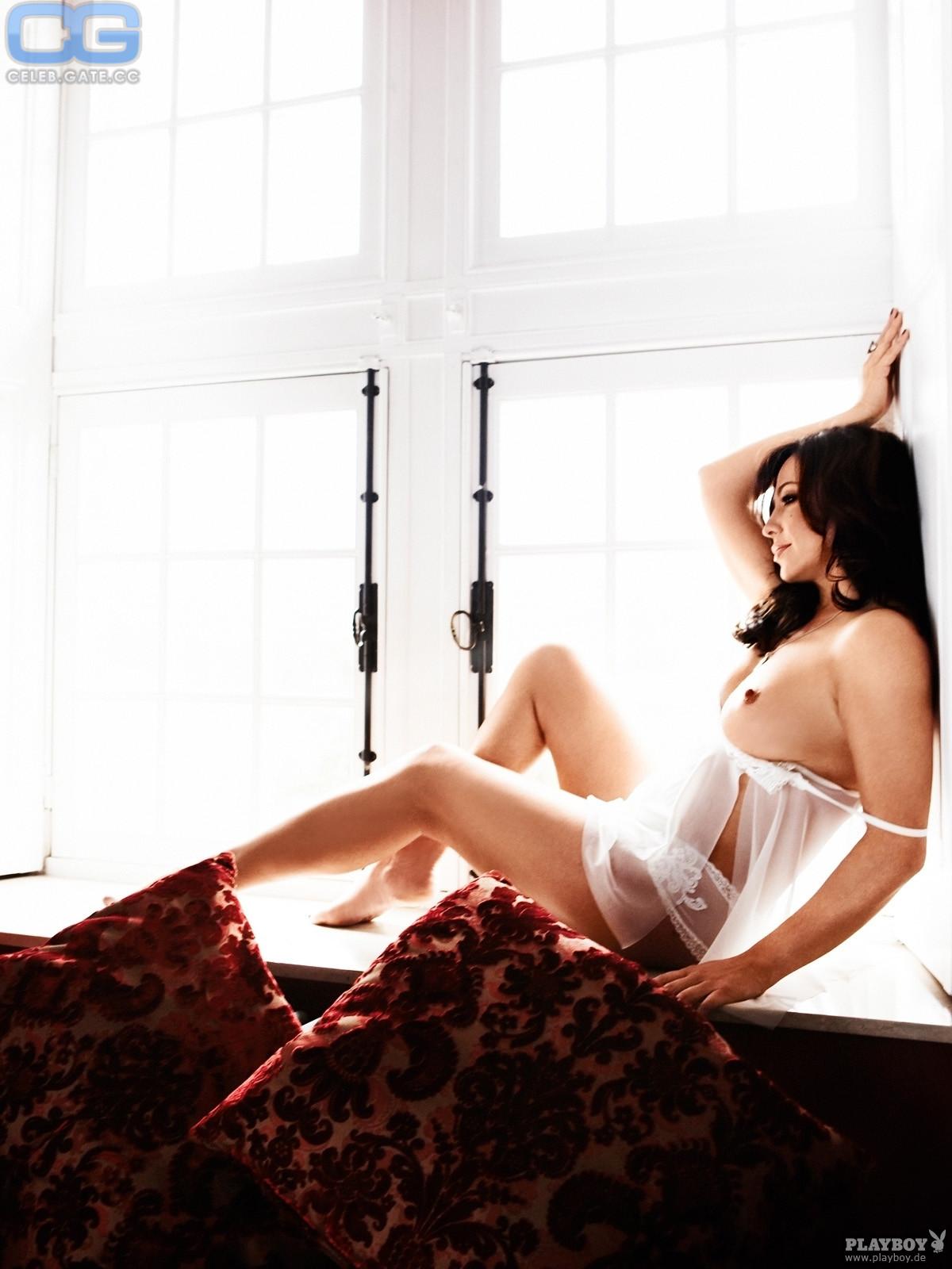 Nackt simone bilder thomalla Sophia Thomalla