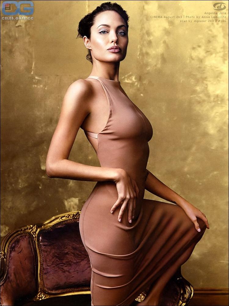 Angelina jolie playboy nackt