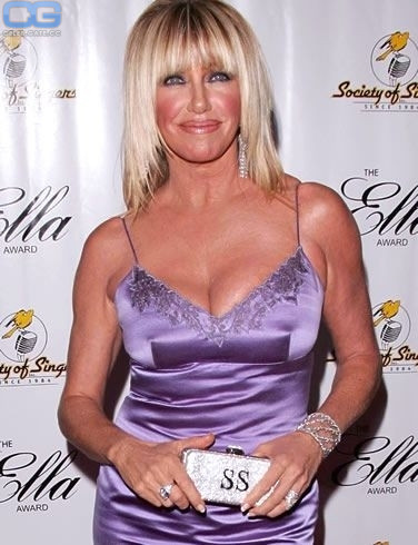 Suzanne Somers  nackt