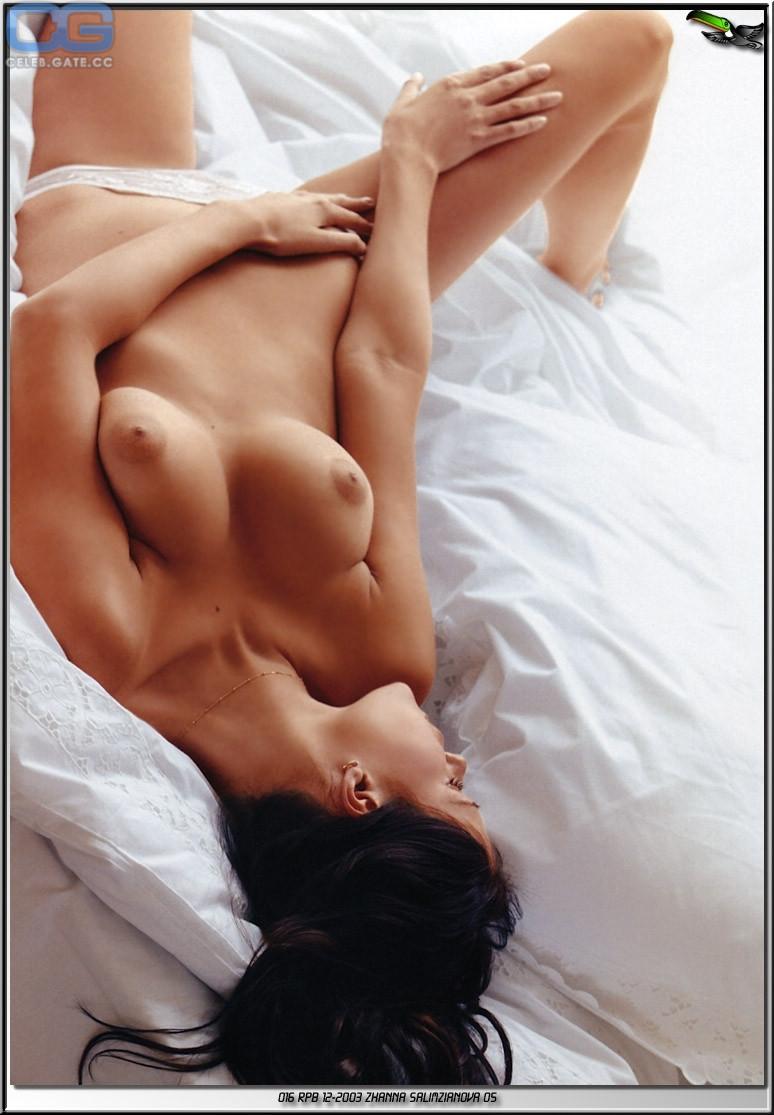 Zhanna nackt Salimzianova Charming girl