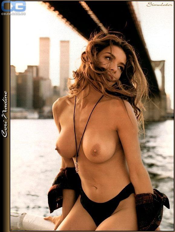 Nadine nude