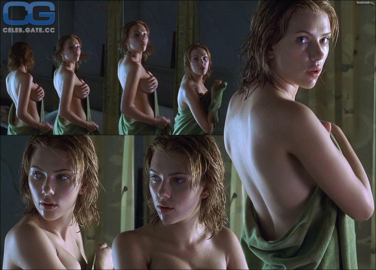 Scarlett Johansson Photos  nackt