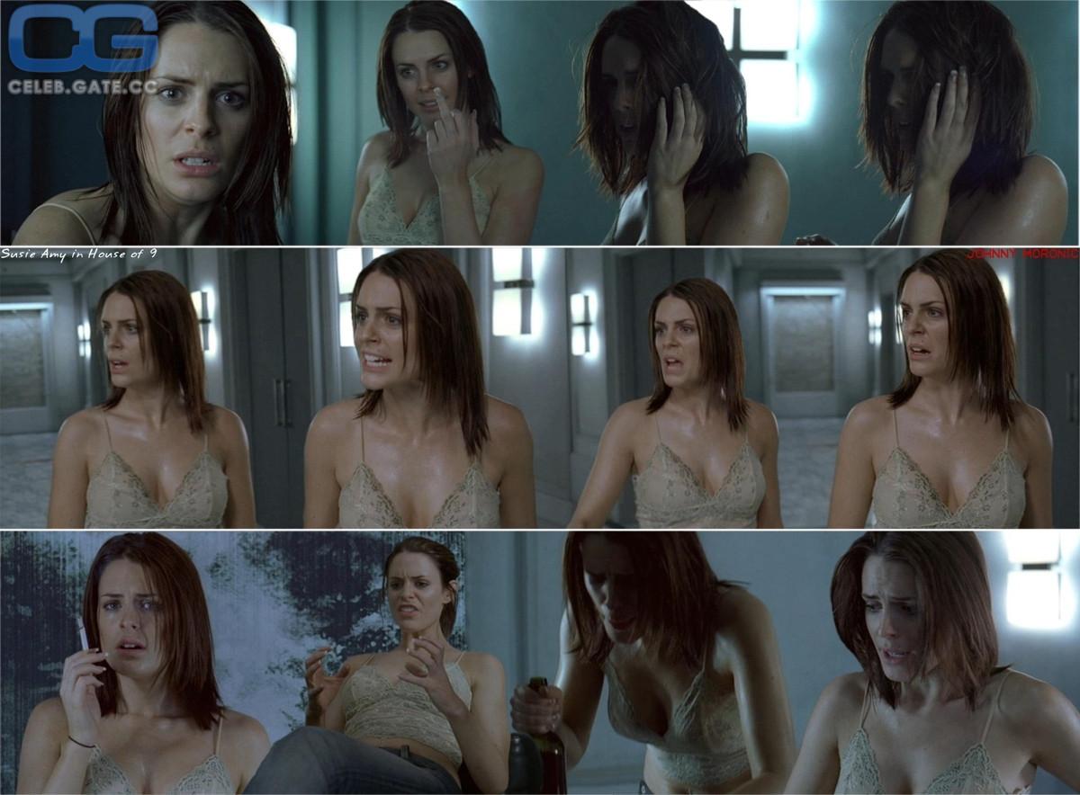 Susan Holmes  nackt