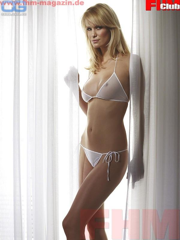 Playboy monica ivancan nackt Giulia Siegel