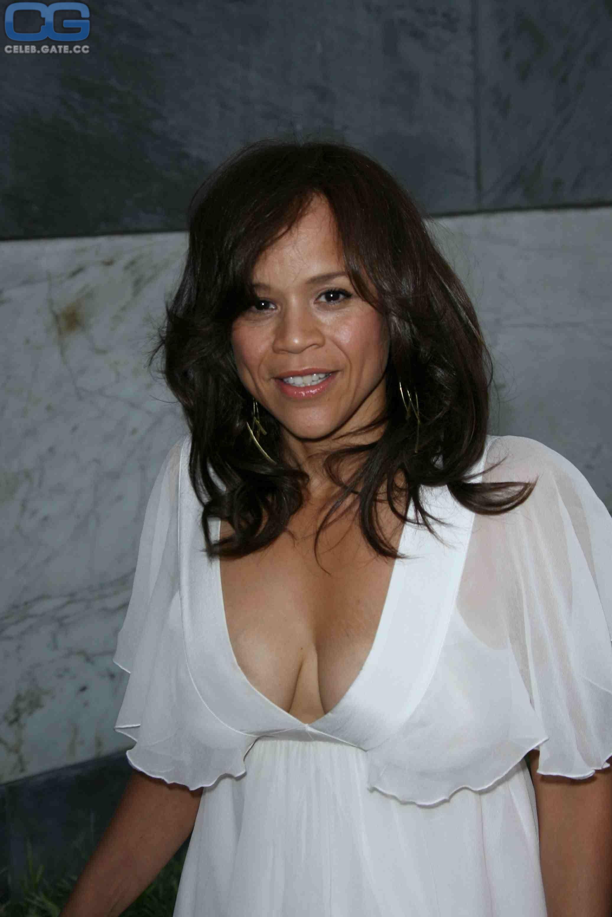 Rosie Perez  nackt