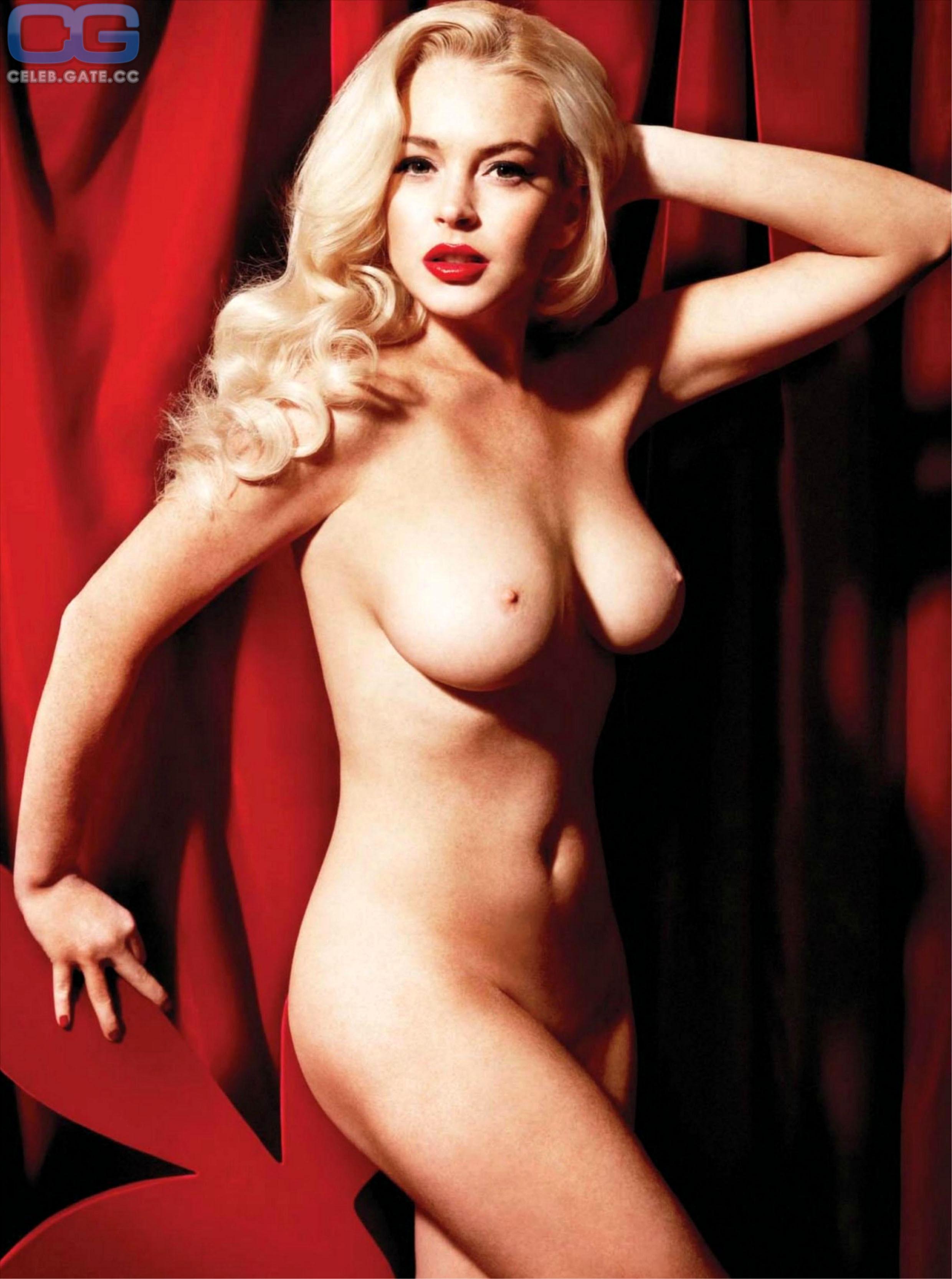 Lohan nacktbilder lindsay Banned Sex