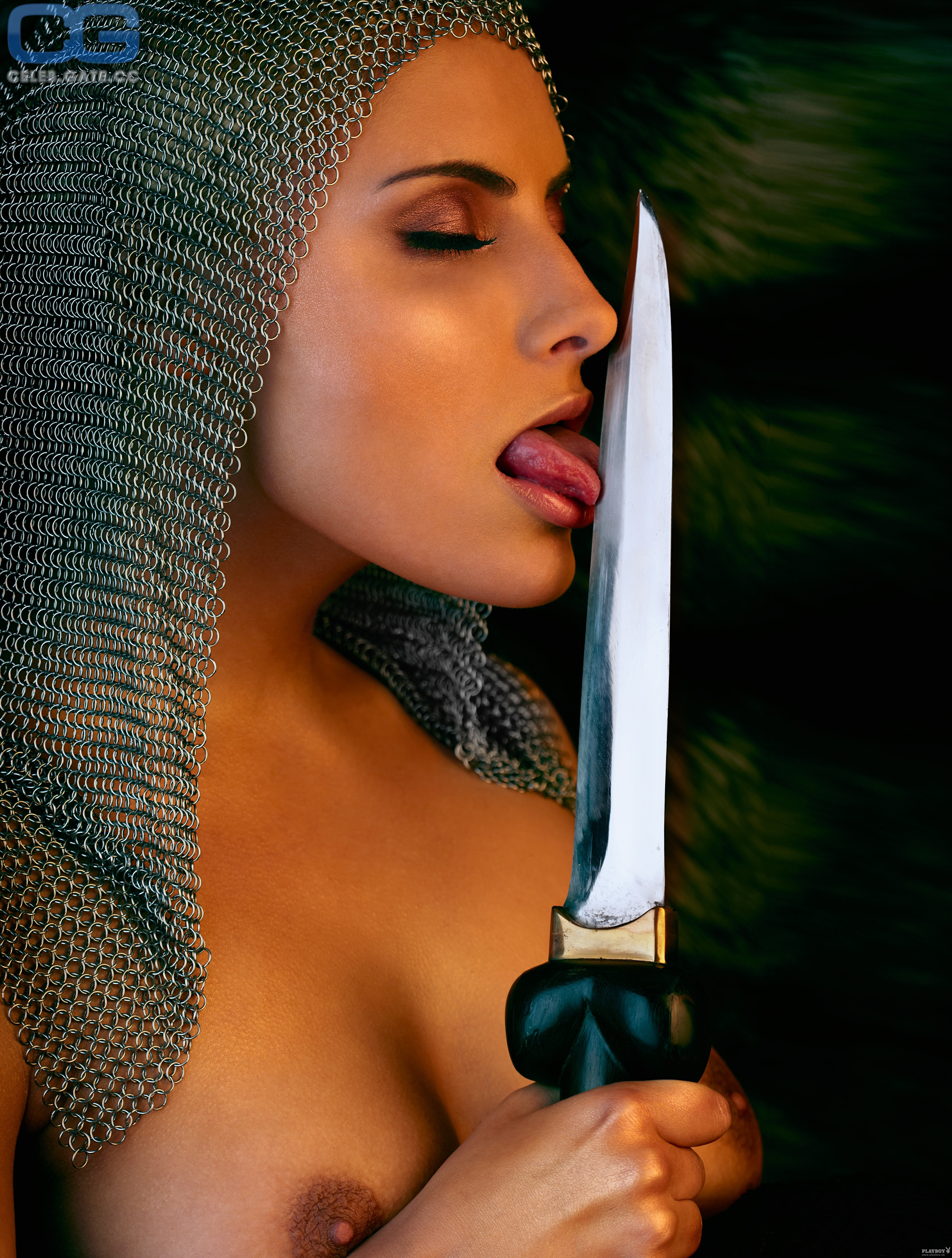 Playboy sophia thomalla nackt
