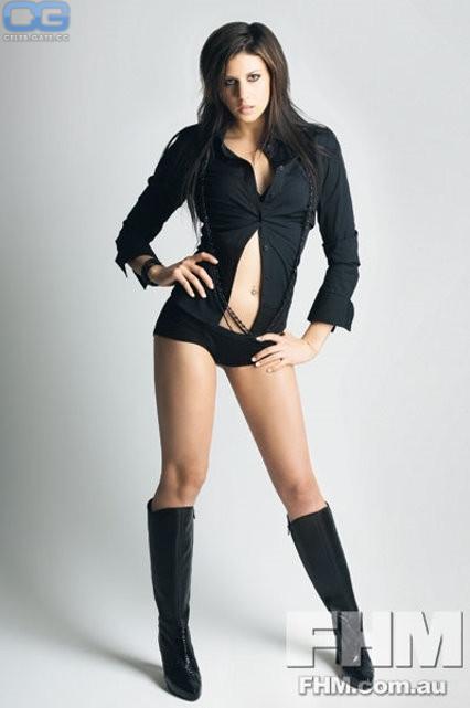 Stephanie Rice  nackt