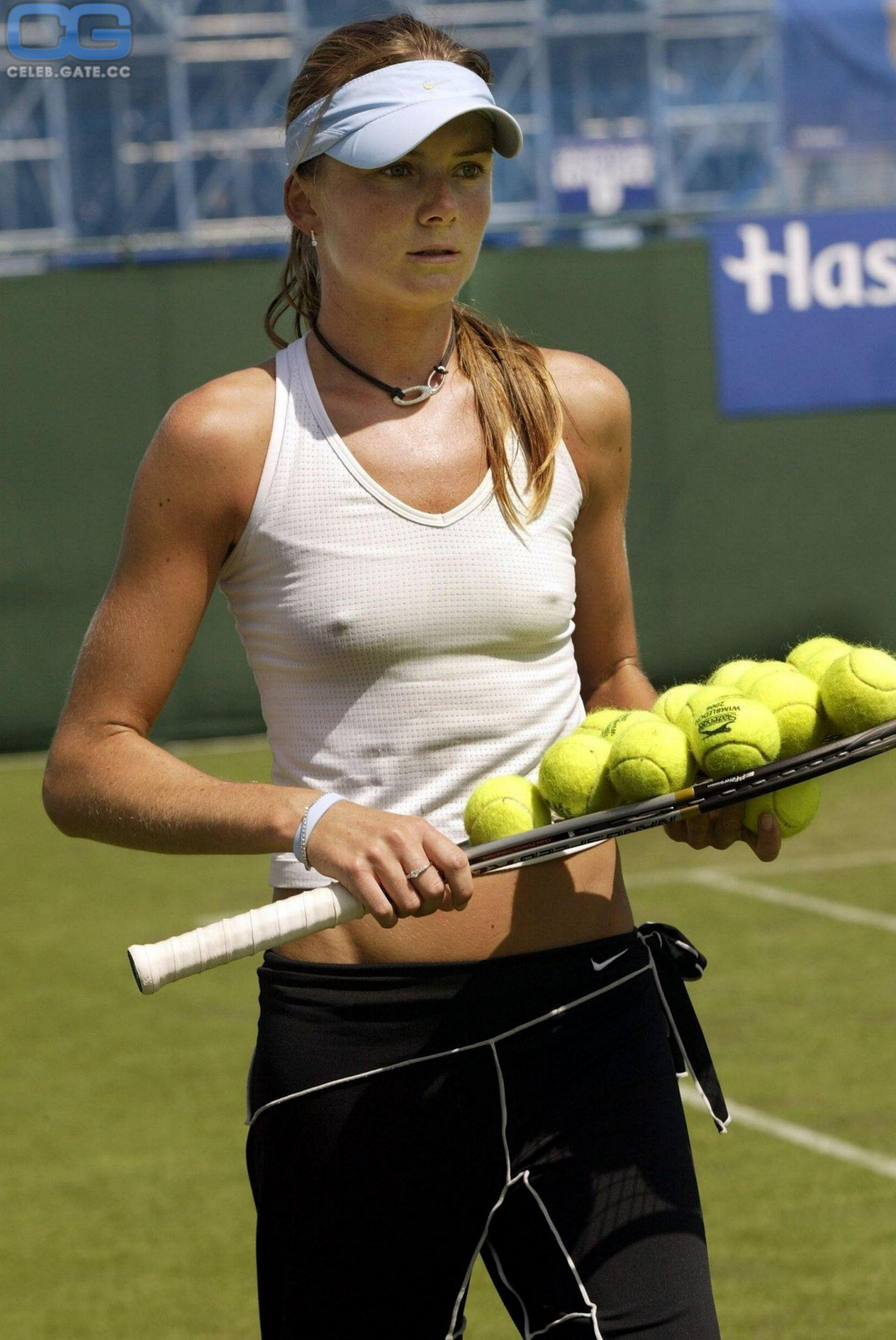 Nude daniela hantuchova Tennis player