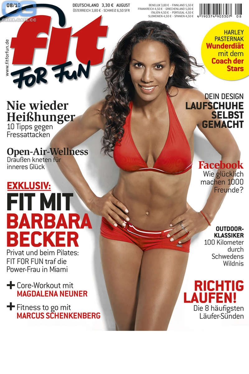 Barbara Becker  nackt