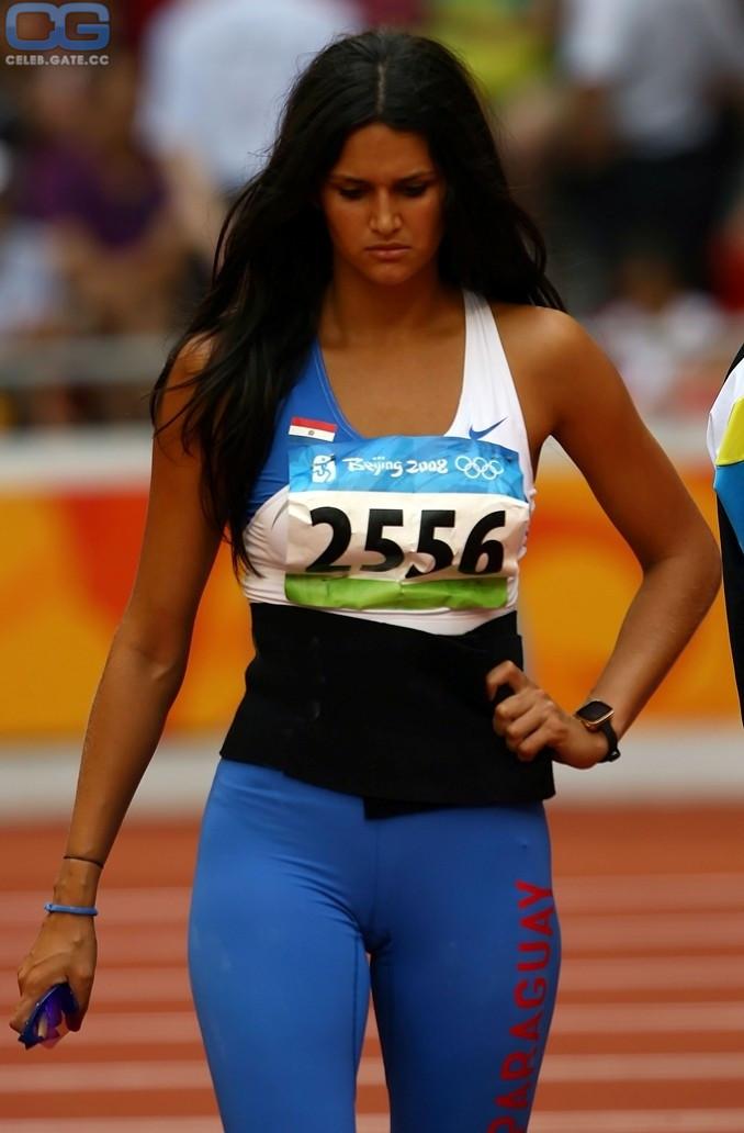 Franco nackt Leryn  Parguayan Olympic