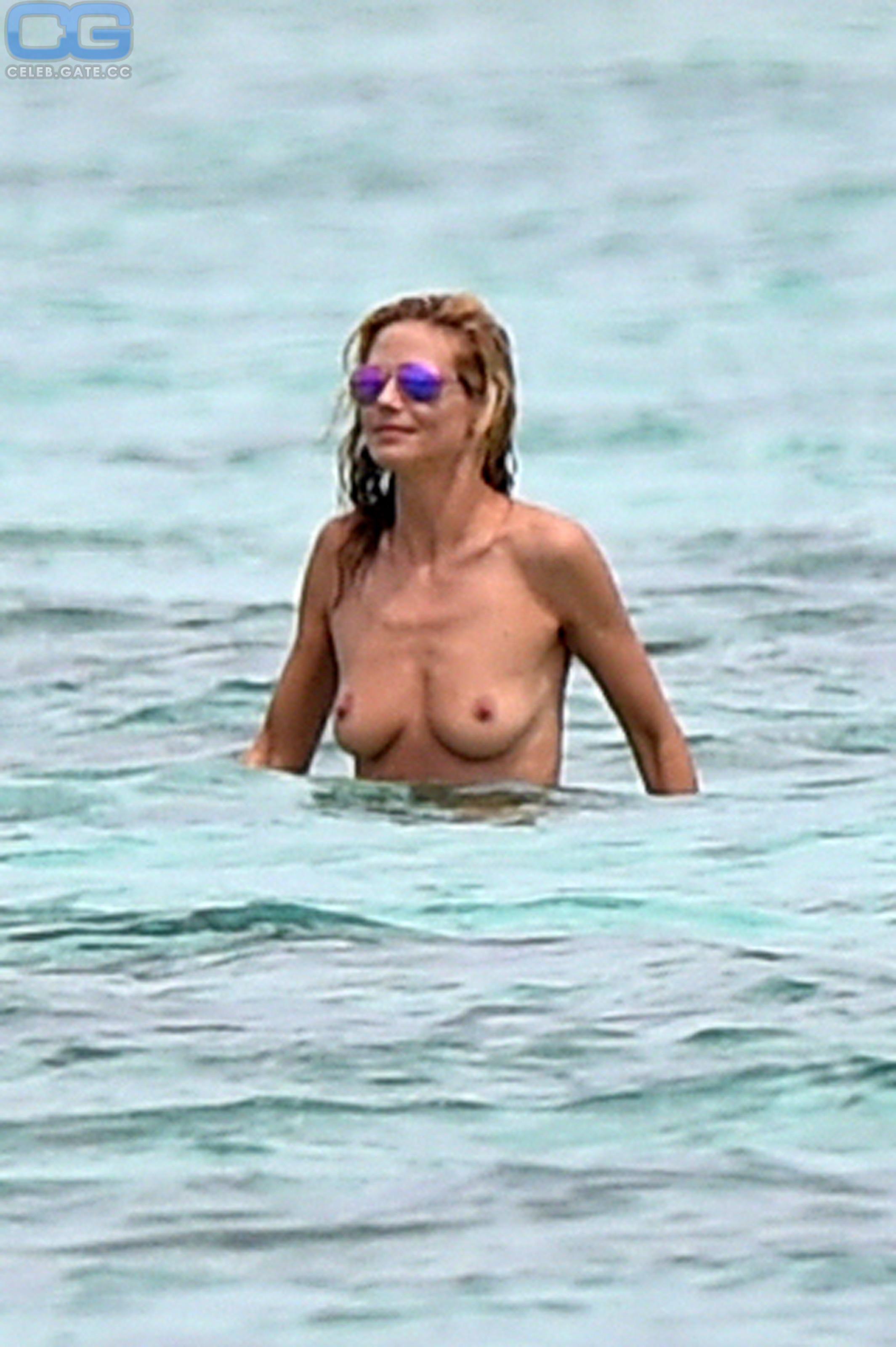 Heidi Klum Unten Ohne