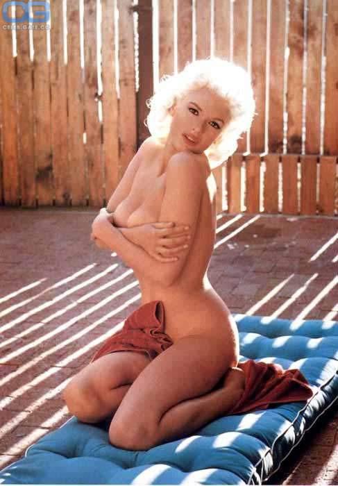 Jayne Mansfield  nackt