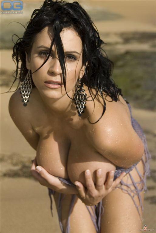 Nude Naked Photos Of Denise Milani Pics