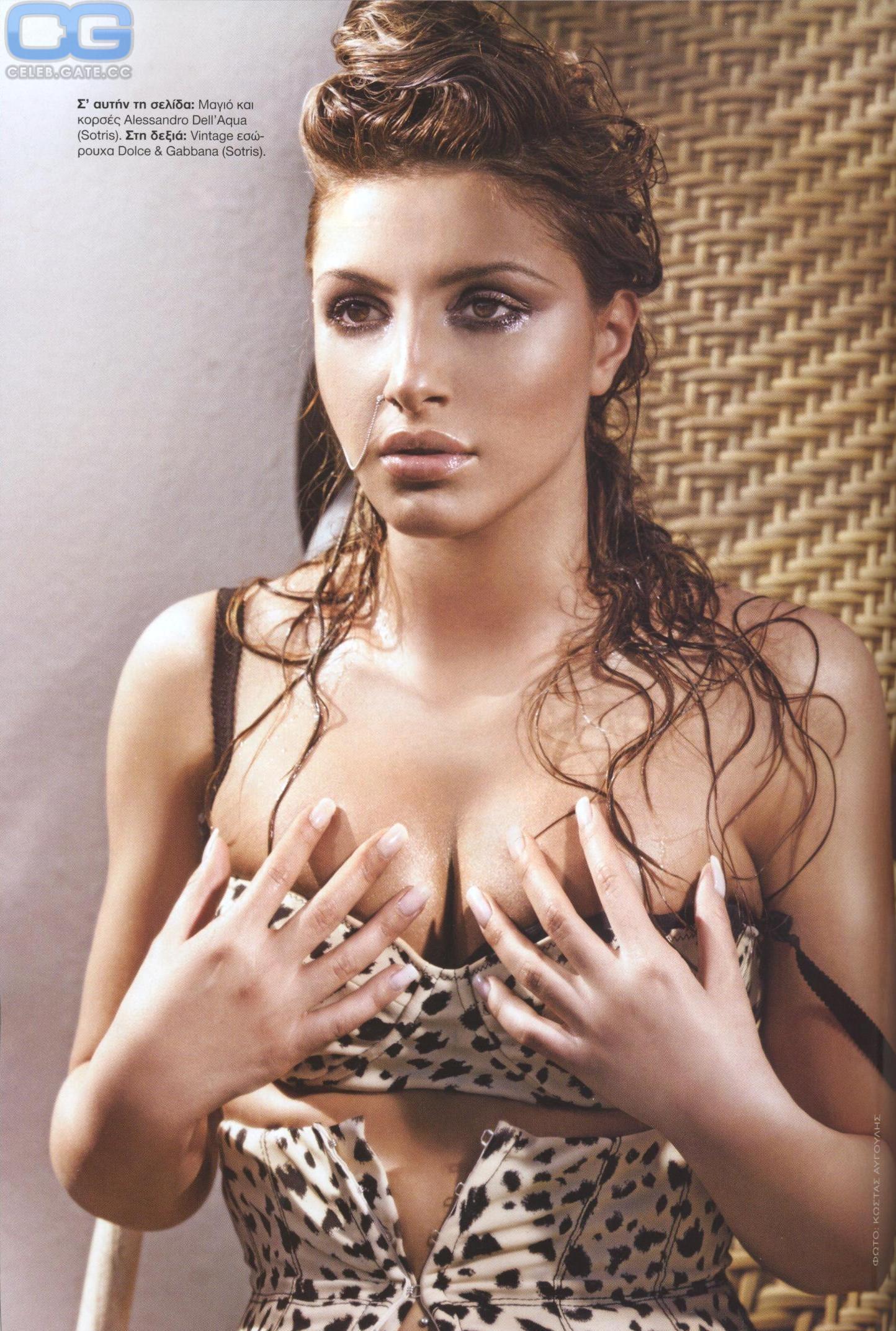Helena Paparizou Naked