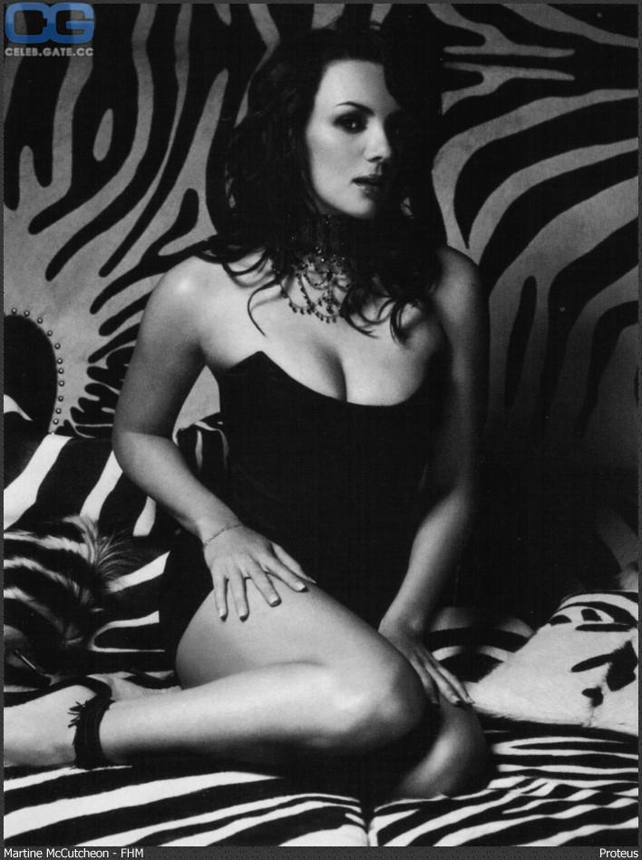Martine McCutcheon  nackt