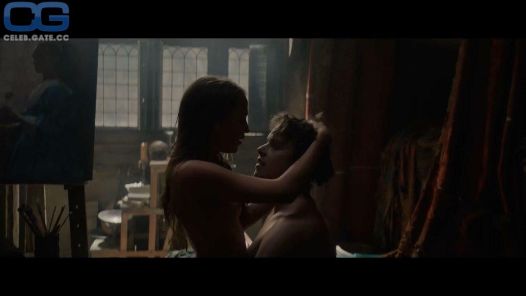 Alicia Vikander sex szene