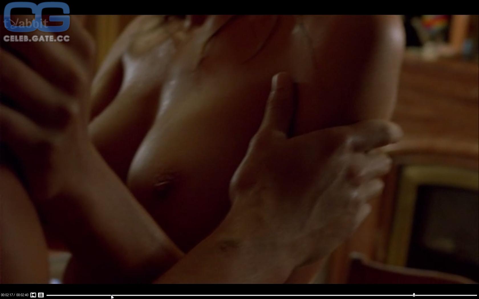 Warm April Bowlby Nude Scene HD