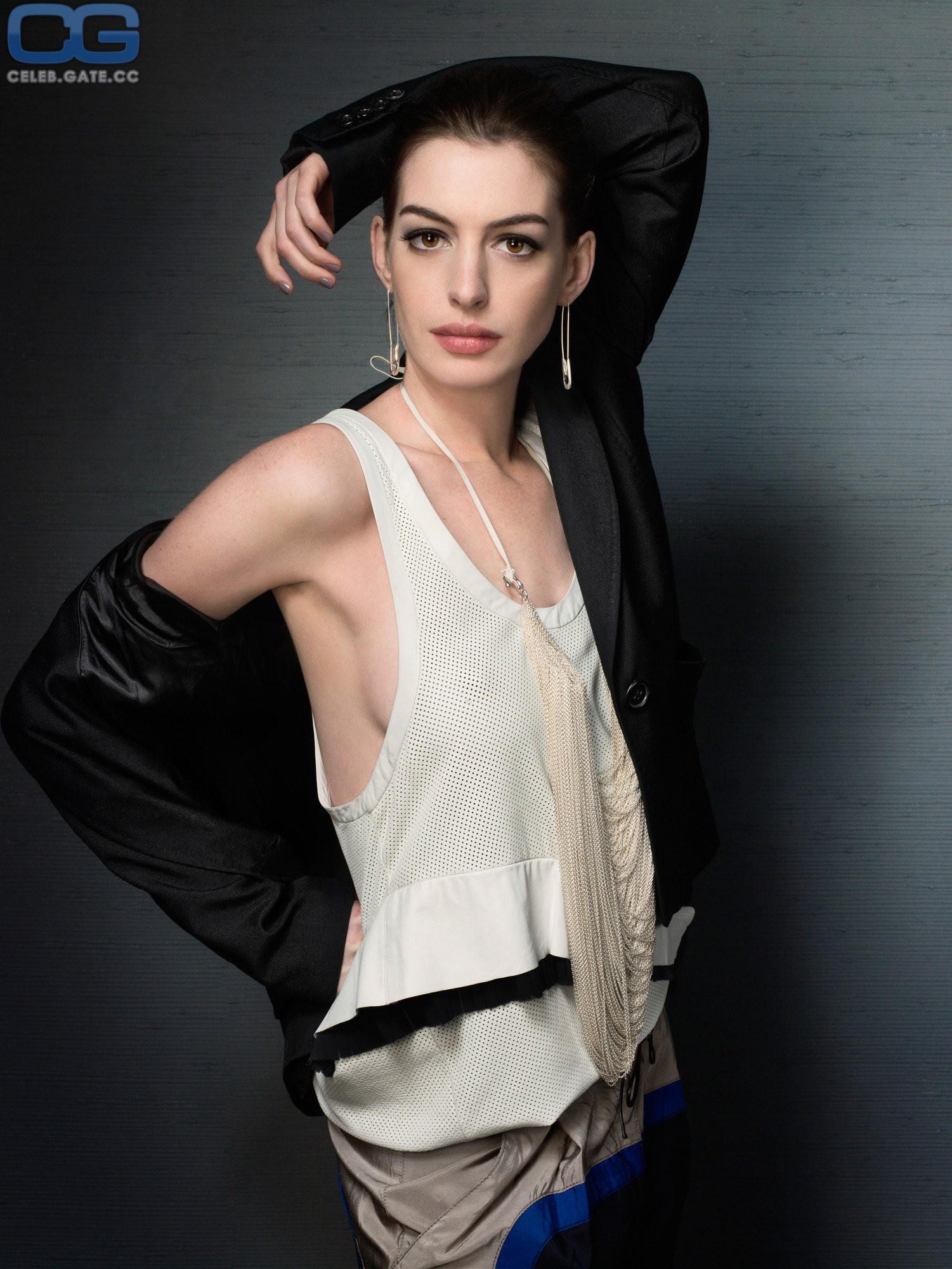 Anne Hathaway Playboy