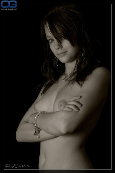 Anne Wuensche nackt