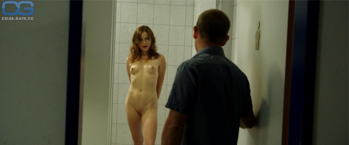Antje Moenning  nackt